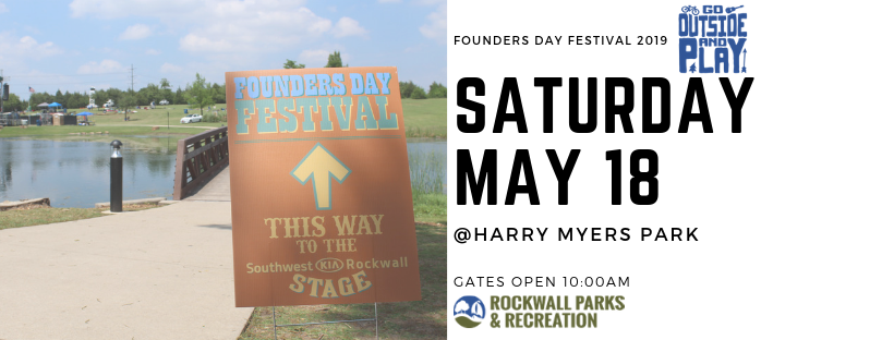 Image result for rockwall founders day festival 2019